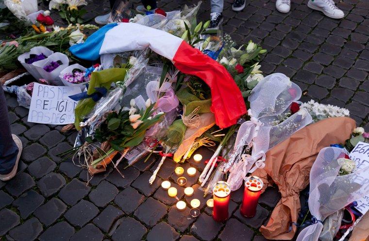 Подозреваемого в совершении терактов в Париже будут судить в Бельгии