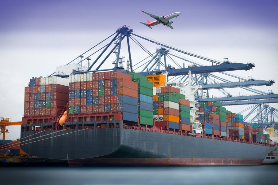 Доставка товаров из Франции в Африку