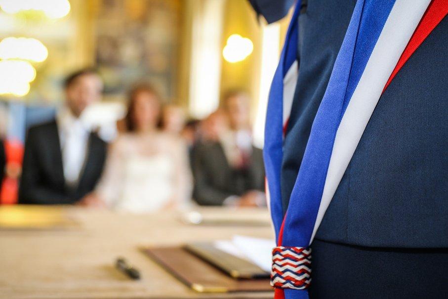 Франция: брак с иностранцем