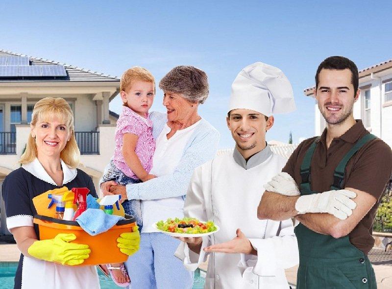 Критерии профессионального подбора домашнего персонала