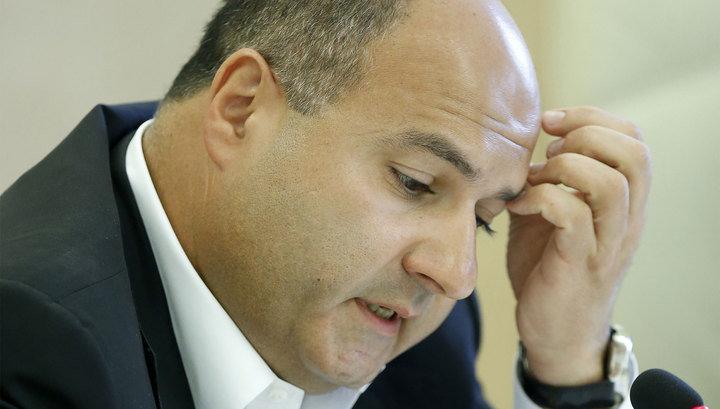 Георгий Беджамов задержан в Монако