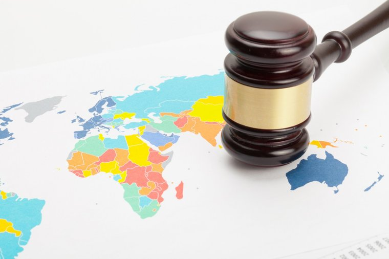 Доказательства в международном гражданском процессе