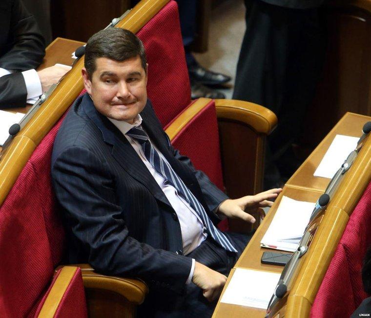 Депутат Онищенко не желает экстрадиции на родину