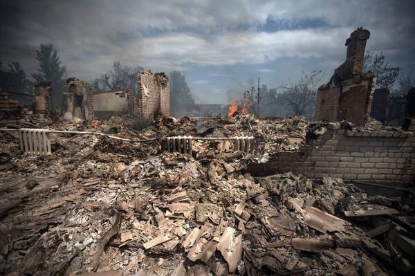 В ЕСПЧ зарегистрированы заявления жителей Донбасса о военных преступлениях